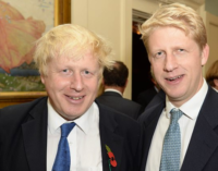 Boris Johnson's brother resigns from cabinet