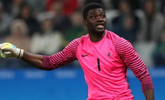 Akpeyi: I won't be playing against Tunisia — here's why