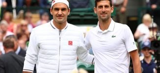 Djokovic beats Federer to win longest singles final in Wimbledon history