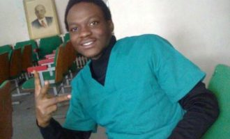 Nigerian medical student killed in Ukraine
