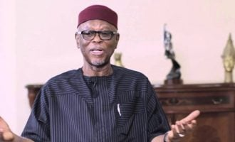 Oyegun: APC is becoming a threat to Buhari's legacy