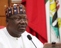 'PIB is like a demon' — Lawan laments, says forces working against passage