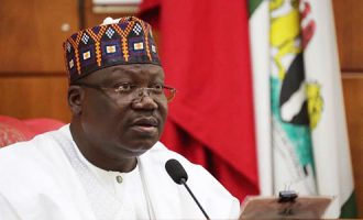 Lawan to MDAs: We'll take action if you fail to submit audit reports