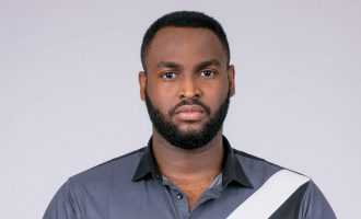 BBNaija Day 8: Nelson wins challenge, becomes head of house