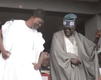 APC groups in Lagos dissolved as Tinubu cuts Aregbesola 'to size'