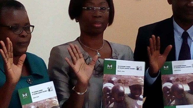 Violence against children: Lagos launches benchmark report