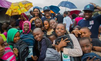 NGO launches free education campaign for homeless children