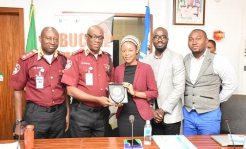 FRSC partners with Akin Fadeyi Foundation to fight corruption