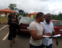 I have psychiatric disorder, says soldier 'who raped' Ondo student