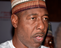 Zulum to army: If you can't secure Baga, we'll mobilise hunters  to do the job
