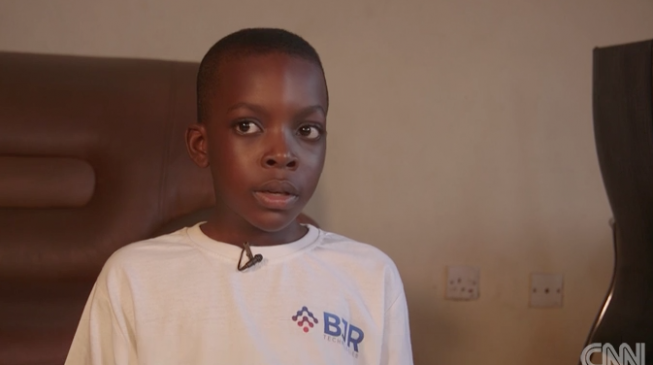 This 9-year-old Nigerian has built over 30 mobile games