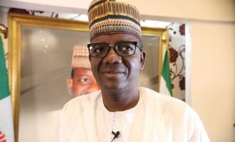 Zamfara govt receives rescued victims of human trafficking