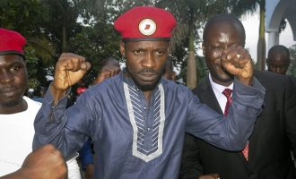 EXTRA: Ugandan singer charged with 'annoying' the president