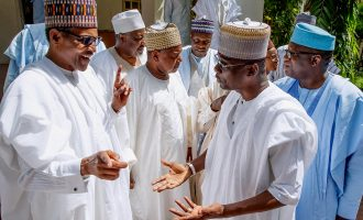 Financial autonomy for state assemblies suspended after Buhari's meeting  with governors