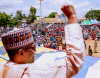 PMB at 77: 'Please tell Baba we are with him all the way'