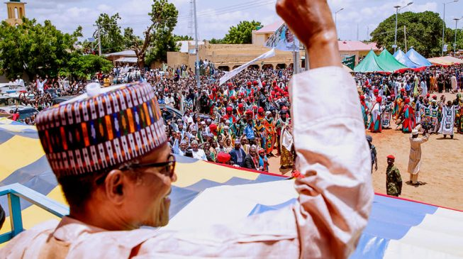 Supreme court throws out perjury suit against Buhari