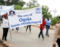 We are facing severe funding gap, says UNHCR on plight of Cameroonian refugees