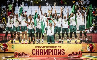 Behold, D'Tigress crowned champions of Africa for the fourth time