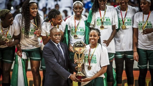 Back-to-back: D'Tigress beats Senegal to claim fourth FIBA Afrobasket title
