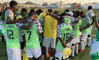 Flying Eagles fail to break 46-year All Africa Games jinx