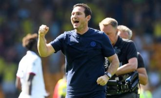 Lampard record first win at Chelsea as Liverpool thrash Arsenal to 12 EPL wins in a row