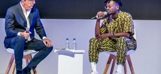 Mr Eazi partners YouTube to support African artistes