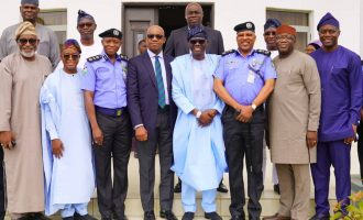 Report: South-west governors finalise plans to float regional security outfit