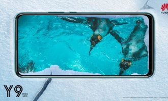 PROMOTED: A stunning new display and a pop-up camera — two of the coolest features of the new HUAWEI Y9 Prime 2019
