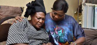 'Your son won't die in vain'— Dabiri-Erewa visits family of Nigerian doctor killed in Ukraine