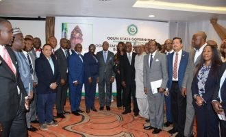 Dapo Abiodun meets with CEOs on improving ease of doing business in Ogun