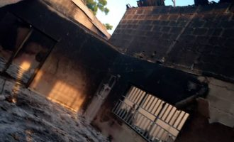 INEC office burnt, houses destroyed as Boko Haram hits Borno town