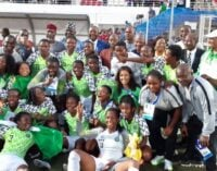 Falconets edge Cameroon on penalties to win first AAG gold medal in 12 years