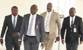 Nigerians react as EFCC describes top officials of the commission as 'Magu boys'