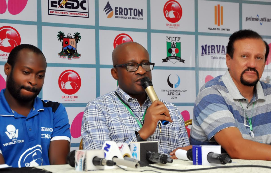 'ITTF tournament will place Lagos on the world map' - TheCable