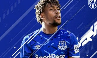 Iwobi: My first senior goal was against Everton — but I aim to score for them now