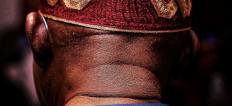Accolades as Tinubu rocks 'Jagaban' crested attire