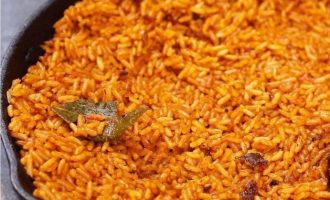 'Record breaking' jollof rice project to feed 10,000 street children in Lagos