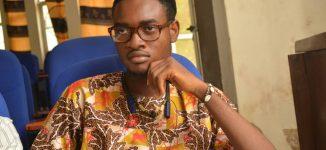 OAU student unveils campus journalism handbook