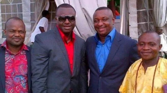 'We're childhood friends' — Keyamo speaks on photo with suspect arrested by FBI