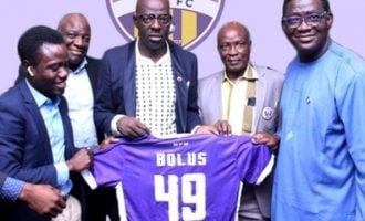 MFM appoints Tony Bolus, ex-Giwa FC gaffer, as head coach