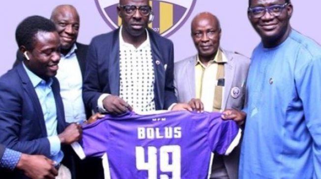 MFM appoints Tony Bolus, ex-Giwa FC gaffer, as head coach