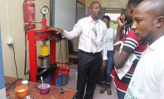 BNI hosts teenagers at UI Faculty of Pharmacy to curb drug abuse