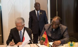 VIDEO: Toyota seals deal to site vehicle assembly plant in Ghana