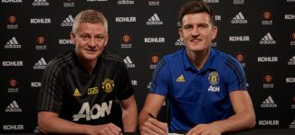 Manchester United sign Harry Maguire — becomes world's most expensive defender