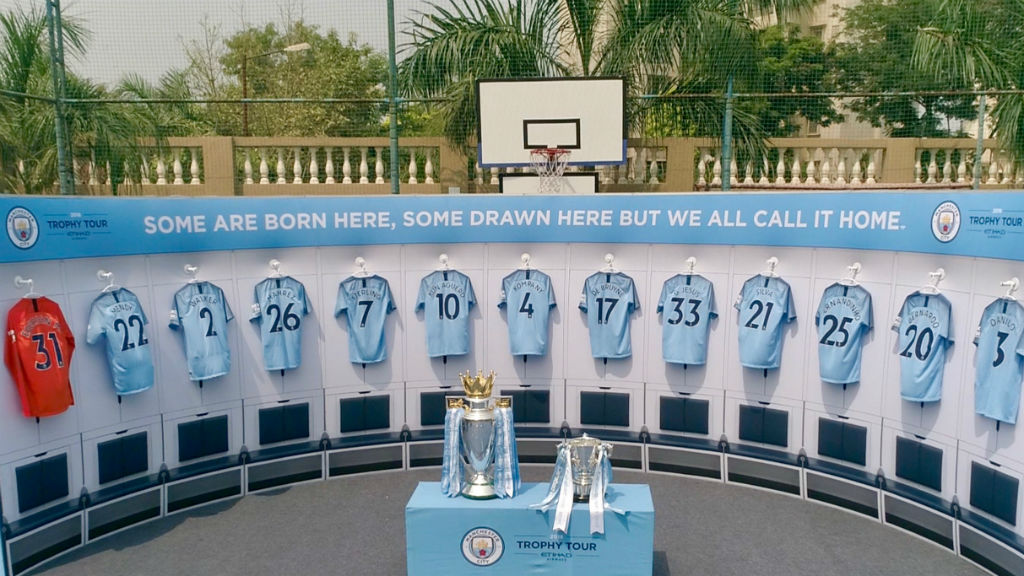 Want to see Man City haul of trophies? Be in Lagos on August 31 - TheCable