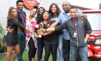 Max FM wins 'innovative young radio station award'