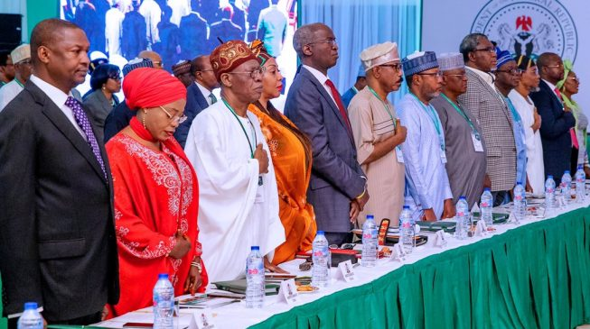 FULL LIST: Buhari's ministers and their portfolios