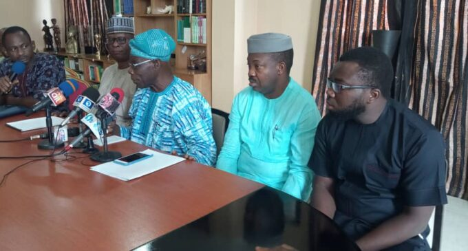 We are all in darkness, says Obasanjo as he hosts Fulani leaders in Abeokuta