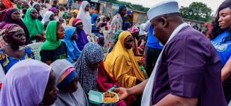 Rochas Foundation promises to build school in Abuja IDP camp