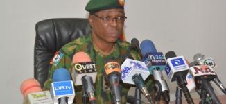 DHQ dismisses report on secret graveyard in north-east